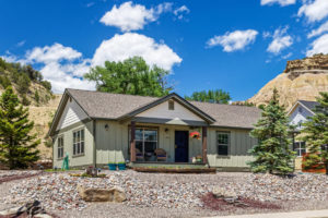 Rifle RANCH STYLE HOME WITH 3 CAR GARAGE for sale
