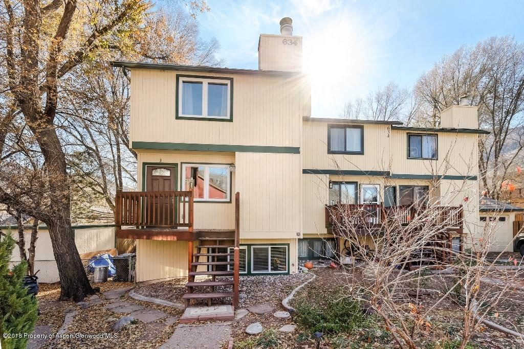 Home for sale in Glenwood springs, CO