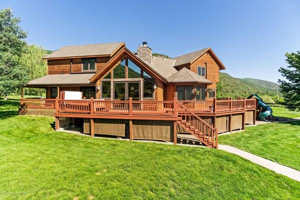 43 ranch lane house for sale glenwood springs