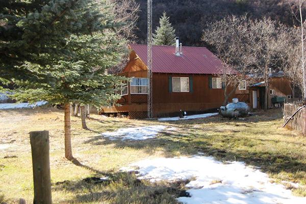 22991 Divide Creek Road Silt Colorado Home for Sale