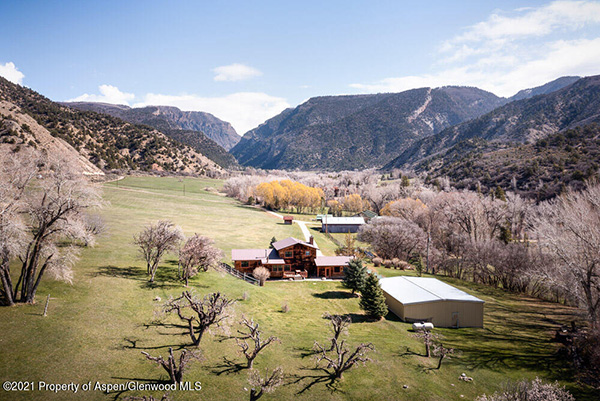 3125 County Road 241 New Castle Colorado House for Sale