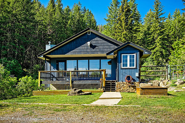 3006 County Road 127 Glenwood Springs House for Sale