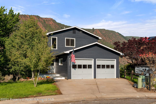 3687 Valley View Road Glenwood Springs House for Sale