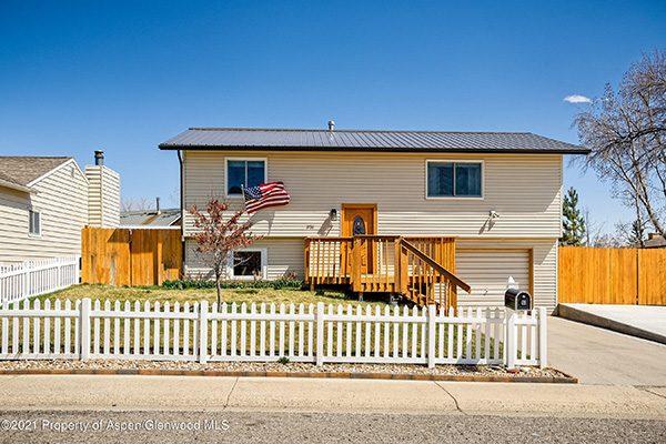 2720 West Avenue Rifle Colorado House for Sale